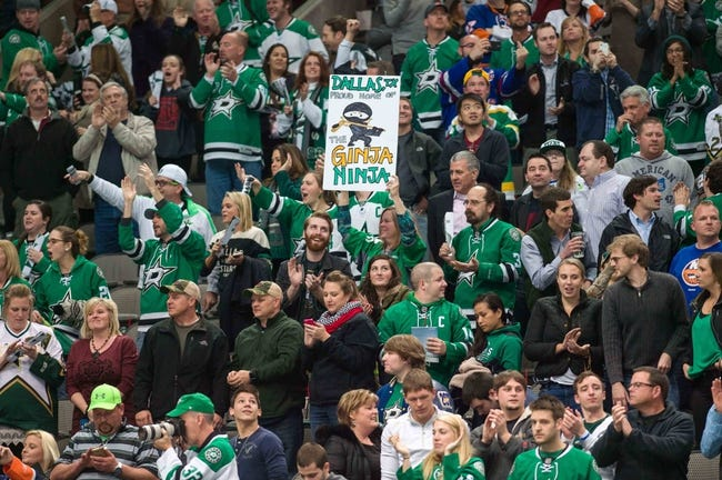Islanders vs. Stars - 1/3/16 NHL Pick, Odds, and Prediction