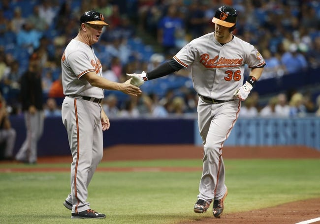 Baltimore Orioles vs. Atlanta Braves - 7/27/15 MLB Pick, Odds, and Prediction