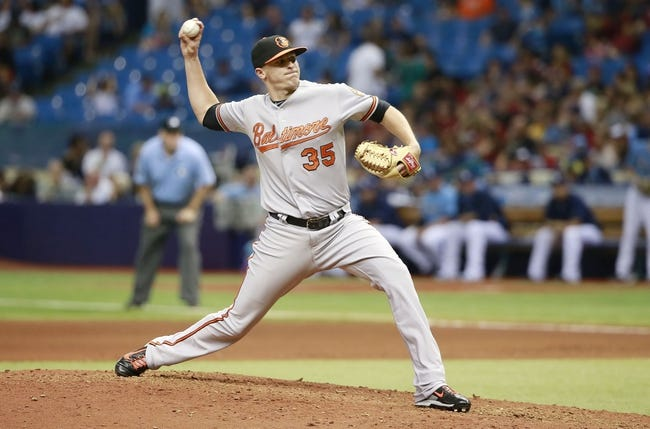 Baltimore Orioles vs. Tampa Bay Rays - 8/31/15 MLB Pick, Odds, and Prediction
