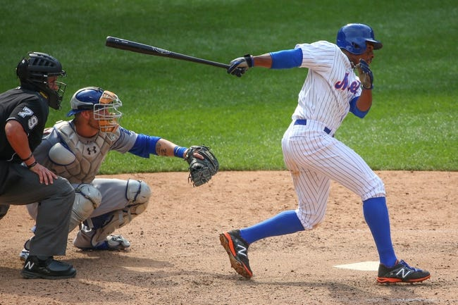 Los Angeles Dodgers vs. New York Mets   NLDS Game One - 10/9/15 MLB Pick, Odds, and Prediction