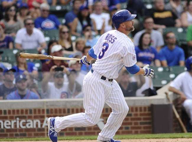 Phillies vs. Cubs - 9/12/15 MLB Pick, Odds, and Prediction