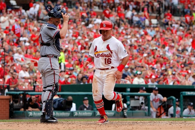 Braves vs. Cardinals - 10/2/15 MLB Pick, Odds, and Prediction