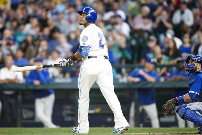 Mariners at Blue Jays - 7/22/16 MLB Pick, Odds, and Prediction
