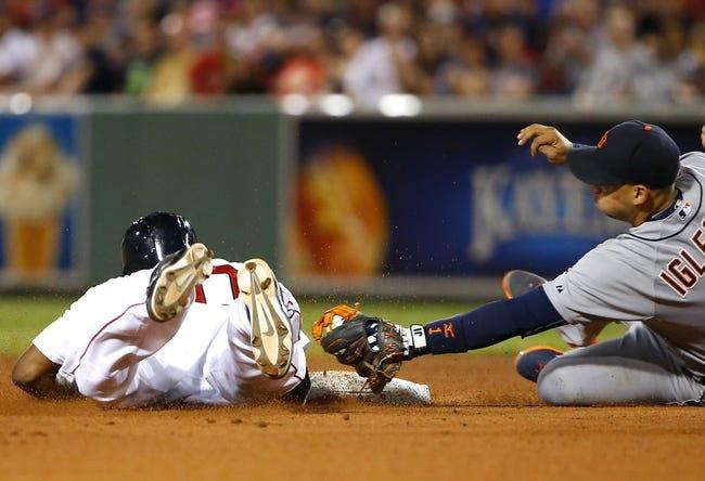 Detroit Tigers vs. Boston Red Sox - 8/7/15 MLB Pick, Odds, and Prediction