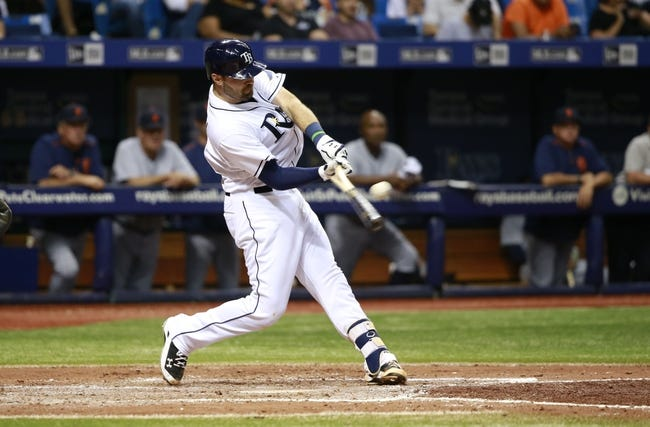 Rays vs. Tigers - 7/28/15 MLB Pick, Odds, and Prediction