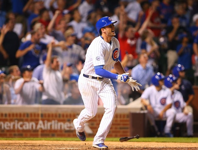 Chicago Cubs vs. Colorado Rockies - 7/29/15 MLB Pick, Odds, and Prediction
