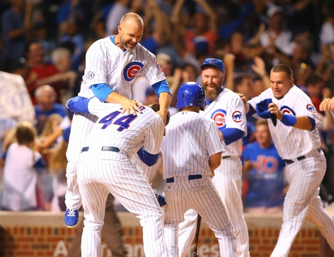 Chicago Cubs vs. Colorado Rockies - 7/28/15 MLB Pick, Odds, and Prediction