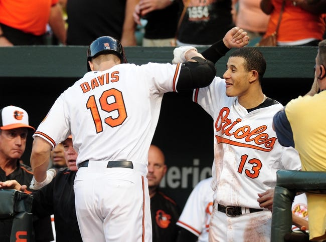Orioles vs. Braves - 7/29/15 MLB Pick, Odds, and Prediction