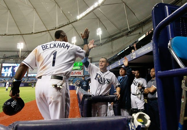 Tampa Bay Rays vs. Detroit Tigers - 7/29/15 MLB Pick, Odds, and Prediction