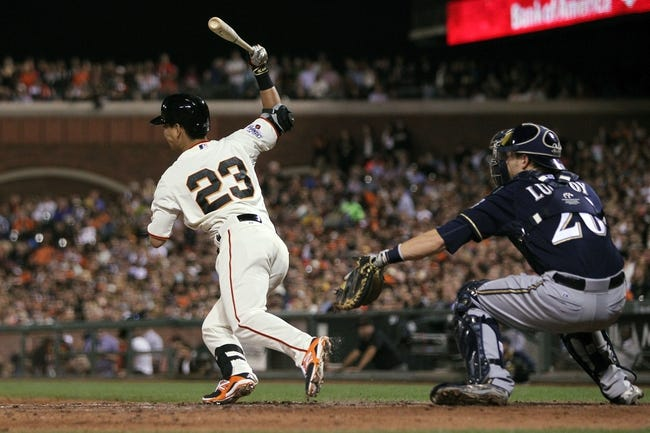 San Francisco Giants vs. Milwaukee Brewers - 7/29/15 MLB Pick, Odds, and Prediction