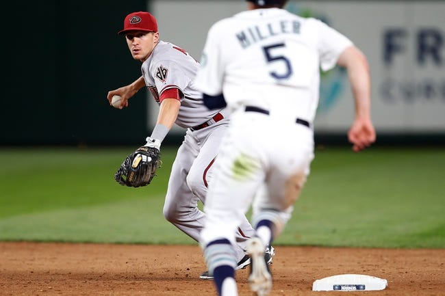 Seattle Mariners vs. Arizona Diamondbacks - 7/29/15 MLB Pick, Odds, and Prediction