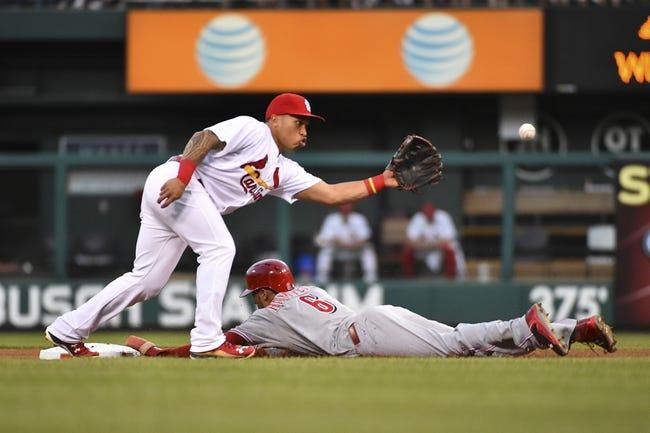 Cardinals at Reds - 8/4/15 MLB Pick, Odds, and Prediction