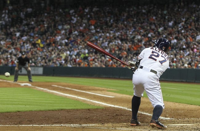Houston Astros vs. Los Angeles Angels - 7/30/15 MLB Pick, Odds, and Prediction