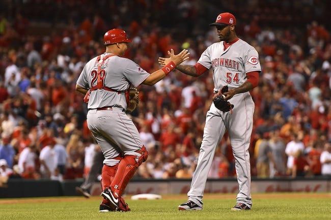Cincinnati Reds vs. St. Louis Cardinals - 8/5/15 MLB Pick, Odds, and Prediction