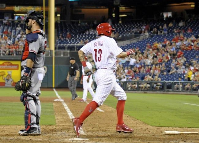 Philadelphia Phillies vs. Atlanta Braves - 7/31/15 MLB Pick, Odds, and Prediction