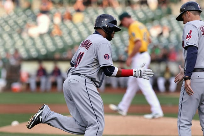 Oakland Athletics vs. Cleveland Indians - 7/31/15 MLB Pick, Odds, and Prediction
