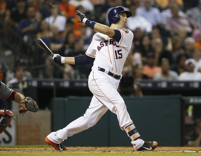 Los Angeles Angels vs. Houston Astros - 9/11/15 MLB Pick, Odds, and Prediction
