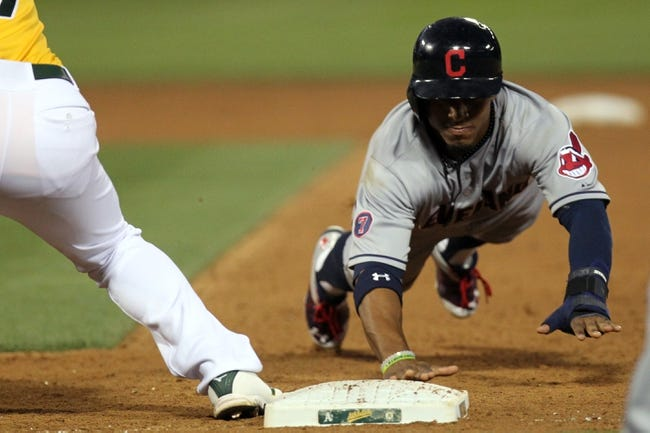 Oakland Athletics vs. Cleveland Indians - 8/1/15 MLB Pick, Odds, and Prediction