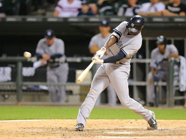 White Sox vs. Yankees - 8/1/15 MLB Pick, Odds, and Prediction