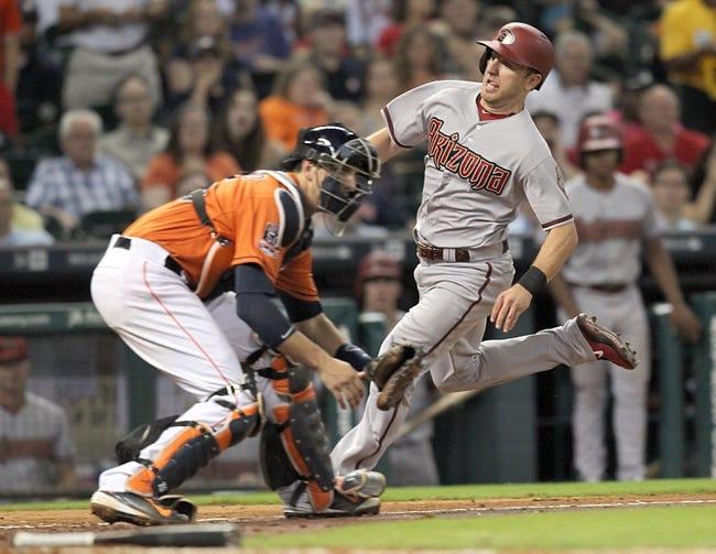 Houston Astros vs. Arizona Diamondbacks - 8/1/15 MLB Pick, Odds, and Prediction