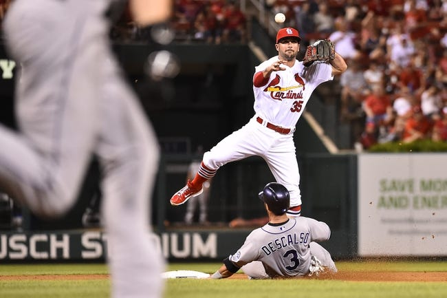 St. Louis Cardinals vs. Colorado Rockies - 8/2/15 MLB Pick, Odds, and Prediction