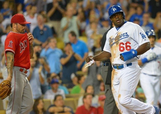 Los Angeles Dodgers vs. Los Angeles Angels - 8/1/15 MLB Pick, Odds, and Prediction