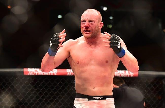 Antonio Rogerio Nogueira vs. Patrick Cummins UFC 198 Pick, Preview, Odds, Prediction - 5/14/16