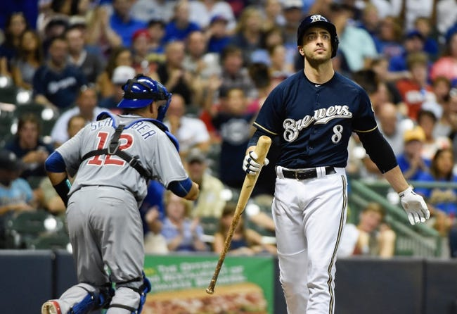 Milwaukee Brewers vs. Chicago Cubs - 8/2/15 MLB Pick, Odds, and Prediction