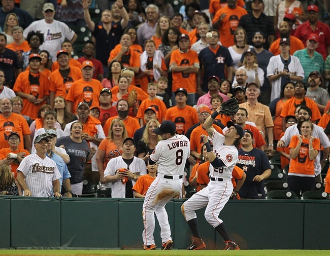Houston Astros vs. Arizona Diamondbacks - 8/2/15 MLB Pick, Odds, and Prediction