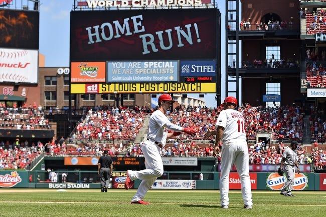 St. Louis Cardinals vs. Colorado Rockies - 5/18/16 MLB Pick, Odds, and Prediction