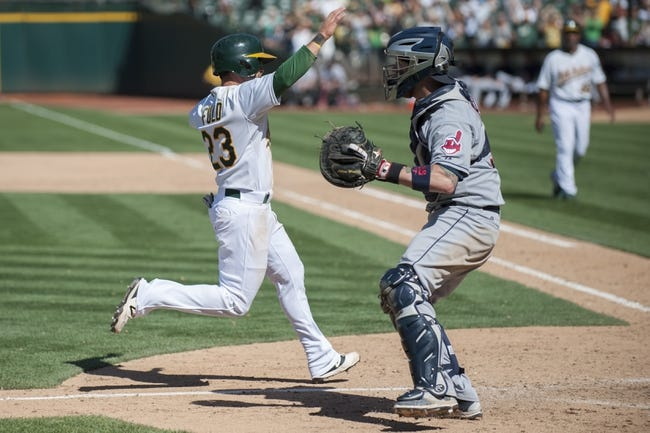 Cleveland Indians vs. Oakland Athletics - 7/30/16 MLB Pick, Odds, and Prediction