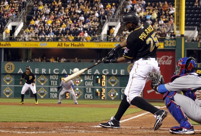 Pittsburgh Pirates vs. Chicago Cubs - 8/4/15 MLB Pick, Odds, and Prediction