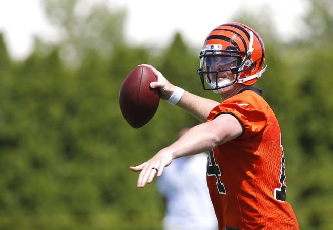 Giants vs. Bengals - 8/14/15 NFL Pick, Odds, and Prediction