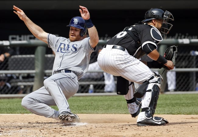 Tampa Bay Rays vs. Chicago White Sox - 4/16/16 MLB Pick, Odds, and Prediction
