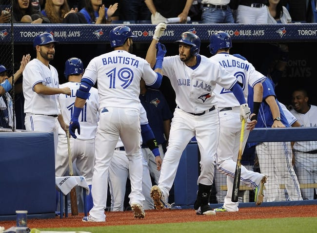 Blue Jays vs. Twins - 8/6/15 MLB Pick, Odds, and Prediction