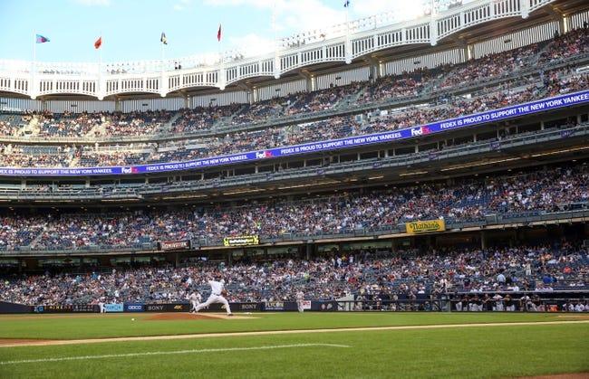 New York Yankees vs. Boston Red Sox - 8/6/15 MLB Pick, Odds, and Prediction