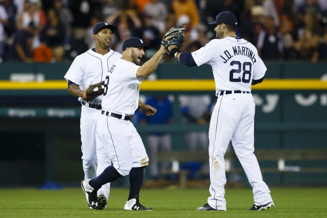 Tigers vs. Royals - 8/6/15 MLB Pick, Odds, and Prediction