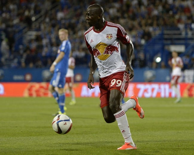 New York City FC vs. New York Red Bulls MLS Pick, Odds, Prediction - 8/9/15