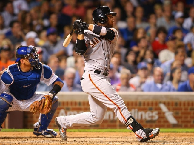Cubs vs. Giants - 8/7/15 MLB Pick, Odds, and Prediction