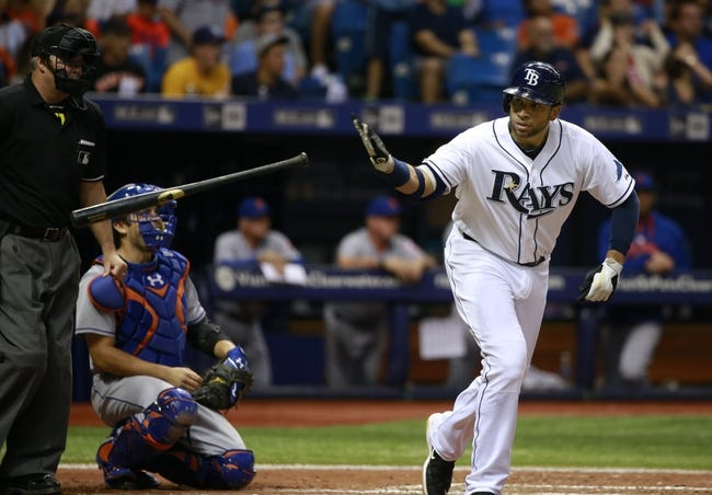 Rays vs. Mets - 8/8/15 MLB Pick, Odds, and Prediction
