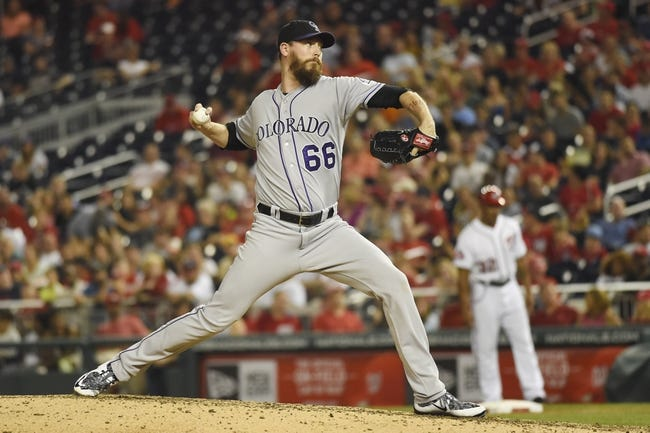 Nationals vs. Rockies - 8/9/15 MLB Pick, Odds, and Prediction