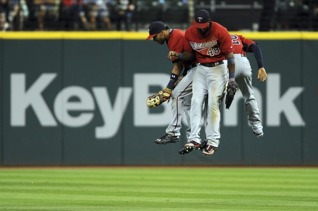 Indians vs. Twins - 8/8/15 MLB Pick, Odds, and Prediction