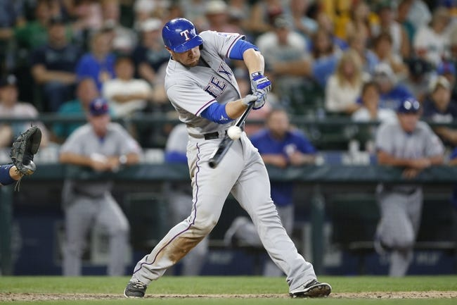 Seattle Mariners vs. Texas Rangers - 8/9/15 MLB Pick, Odds, and Prediction