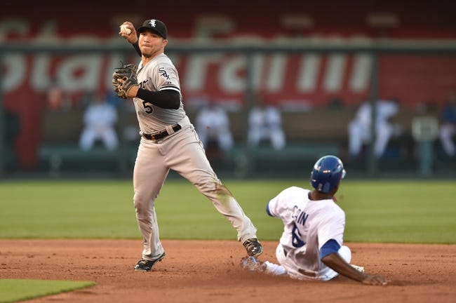 Kansas City Royals vs. Chicago White Sox - 8/9/15 MLB Pick, Odds, and Prediction