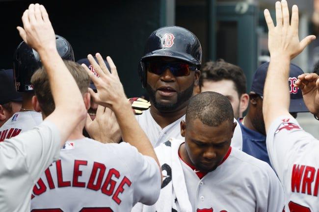 Tigers at Red Sox - 7/25/16 MLB Pick, Odds, and Prediction