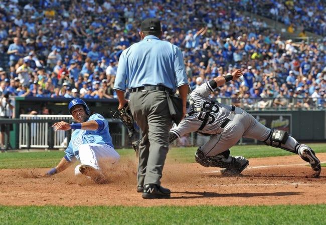 Kansas City Royals vs. Chicago White Sox - 9/4/15 MLB Pick, Odds, and Prediction