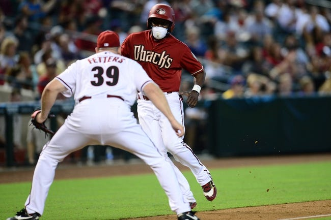 Cincinnati Reds vs. Arizona Diamondbacks - 8/20/15 MLB Pick, Odds, and Prediction