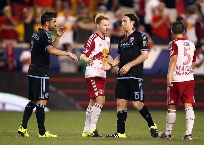 New York City FC vs. D.C. United MLS Pick, Odds, Prediction - 8/13/15