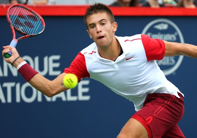 Rafael Nadal vs. Borna Coric 2015 US Open Pick, Odds, Prediction