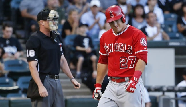 White Sox at Angels - 8/17/15 MLB Pick, Odds, and Prediction